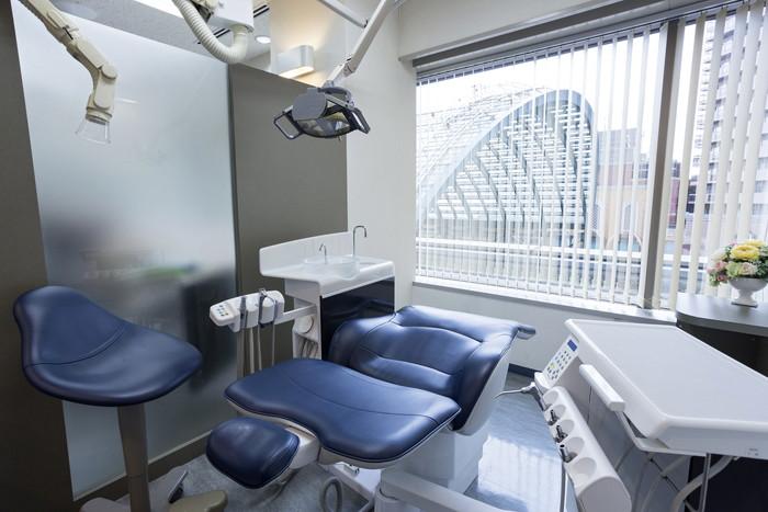 恵比寿ガーデンプレイス内の歯医者